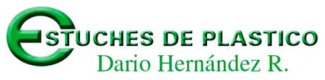 Estuches de Plástico Dario Hernández