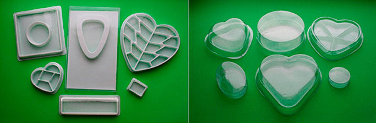 Estuches de Plástico | Dario Hernandez